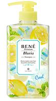 Moltobene Bene Premium Bluria Shampoo Cool Освежающий шампунь для волос с ароматом лимона, 480мл