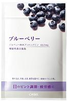 ORBIS Blueberry Черника для глаз и зрения на 20 дней