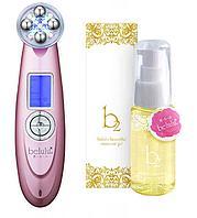 Многофункциональный косметологический аппарат Belulu Premium в комплекте с гелем b2 Moisture Gel, 50г