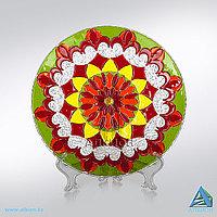 Стеклянная тарелка (Сувенир), фото 1