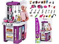 Игровая детская кухня 922-49 с водой и звуком Talanted Chef