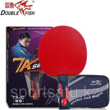 Ракетка для настольного тенниса DOUBLE FISH оригинал