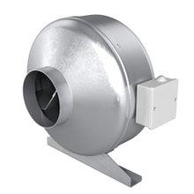 Вентиляторы канальные центробежные круглого сечения
