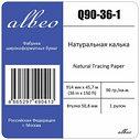 Натуральная калька для плоттеров.  Albeo Q90-36-1, фото 3