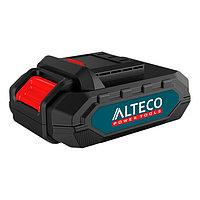 Аккумуляторы и зарядные устройства Alteco