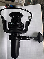 Катушка Beast 5000 с бертраймером черная