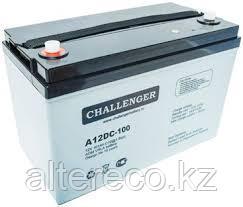 Аккумулятор для лодочного мотора Challenger A12DC-100S (12В, 100Ач)