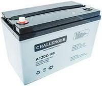 Аккумулятор для лодочного мотора Challenger A12DC-100S (12В, 100Ач), фото 1
