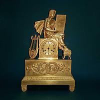 Кабинетные часы в стиле Ампир. Франция. XIX век