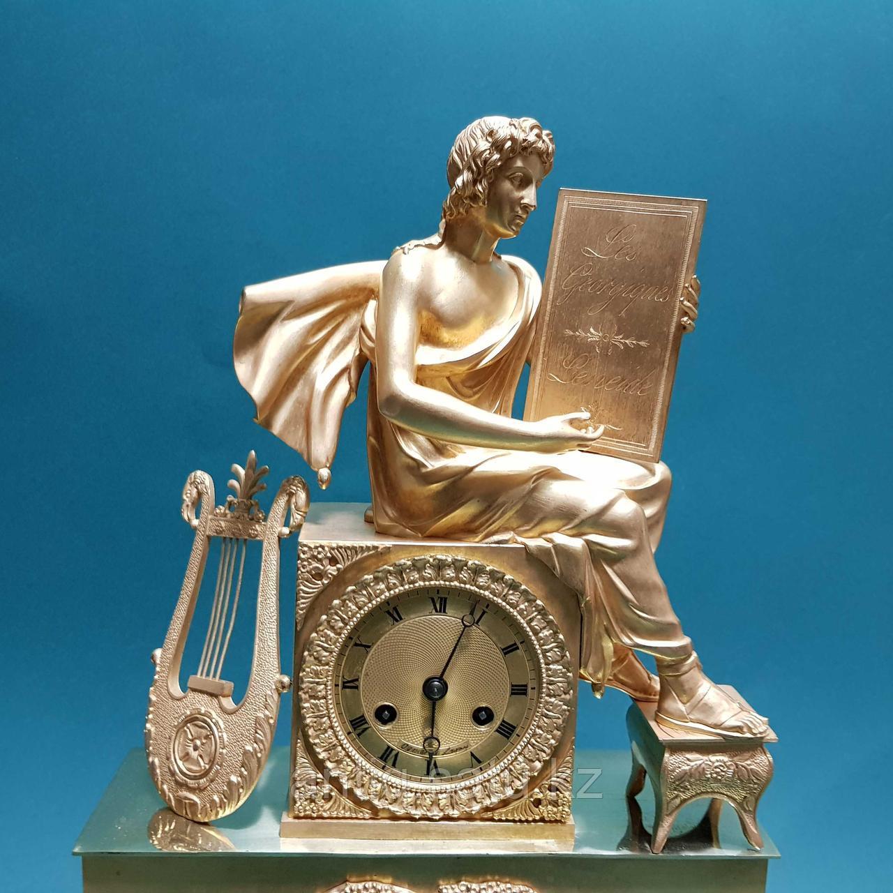Кабинетные часы в стиле Ампир. Франция. XIX век - фото 5