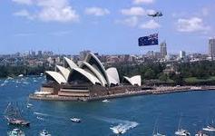 Перевозка грузов из Австралии и Океании