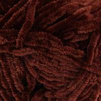 Пряжа 'Velour' 100 микрополиэстер 170м/100г (852 шоколад)