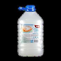 """Жидкое мыло антибактериальное """"Clean care premium"""", ПЭТ-бутылка, 5 л."""