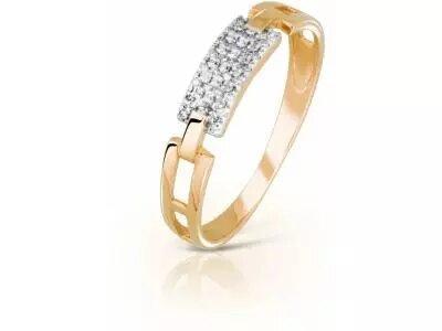 Золотое кольцо Lucente 1214220_17
