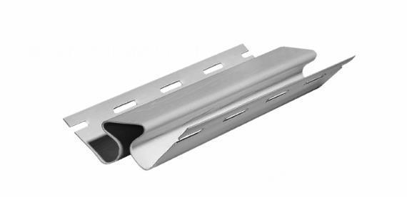 Угол внутренний Серый 3000 мм