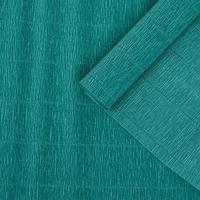 Бумага гофрированная, 17E/4 'Тиффани зелёная' , 0,5 х 2,5 м