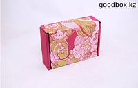 """Подарочная коробка """"Адеми"""" №1 (розовая)"""