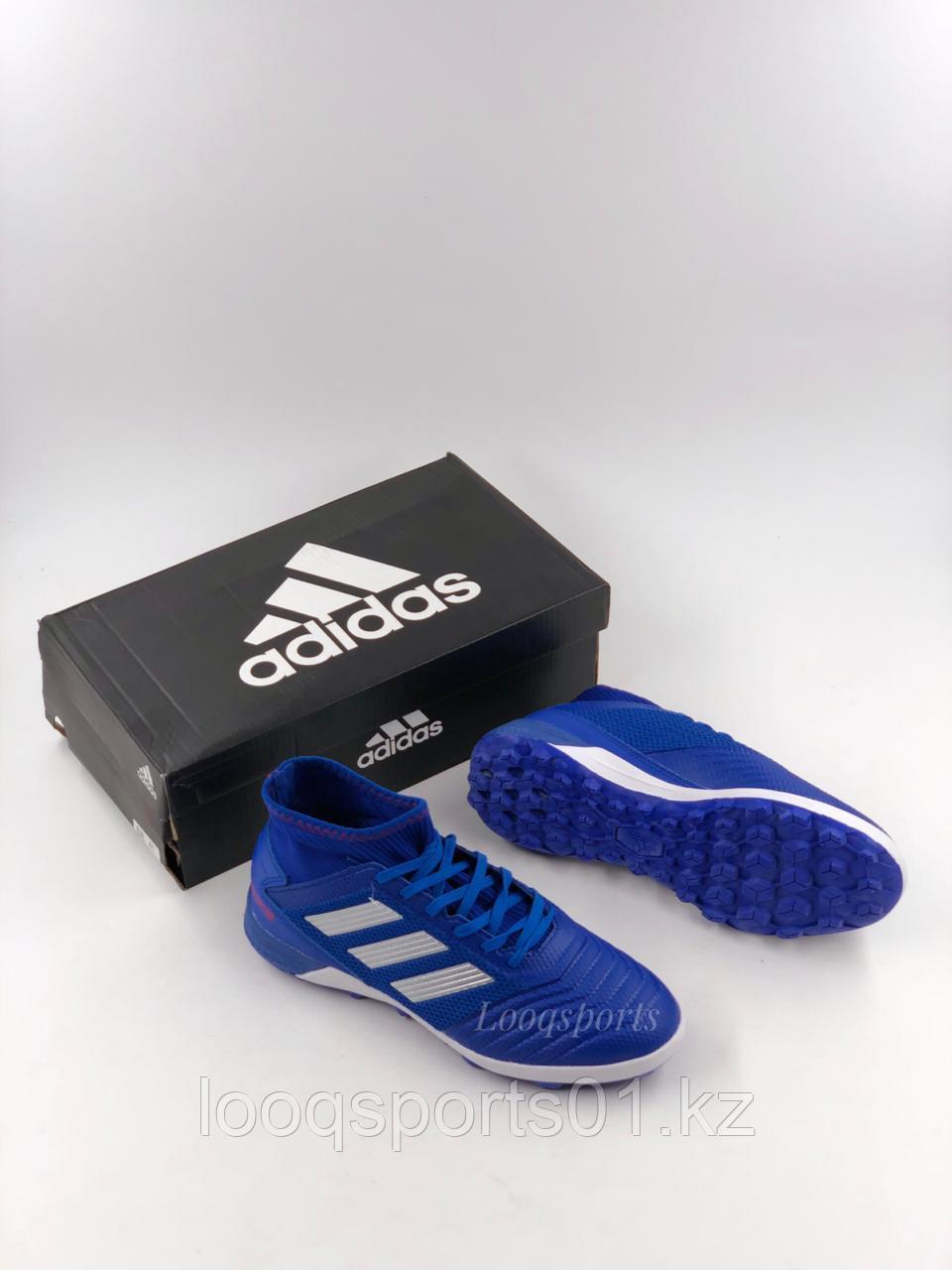 Сороконожки Adidas Predator с носком