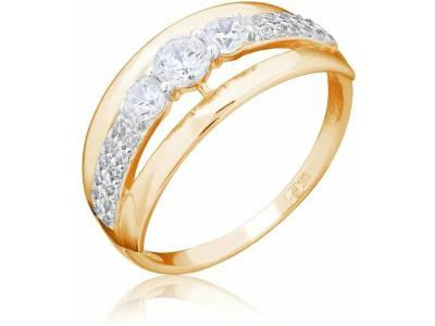 Золотое кольцо Lucente 1117373_17