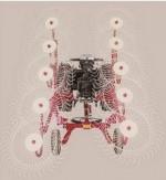 Грабли-ворошилки прицепные (Гидравлические) 10-колесные
