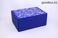 "Подарочная коробка ""Синяя шкатулка"" №3"