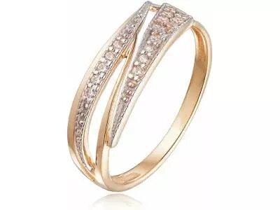 Золотое кольцо Lucente 1114945_19