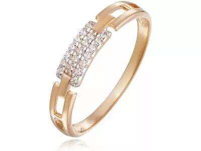 Золотое кольцо Lucente 1114220_17