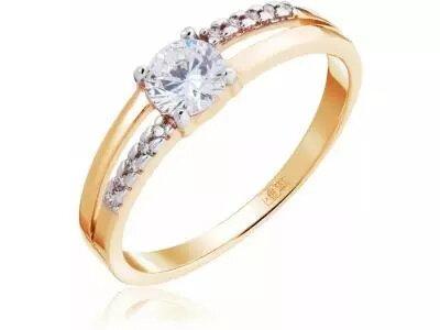 Золотое кольцо Lucente 1113530_175