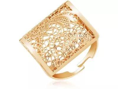 Золотое кольцо Lucente 1017378