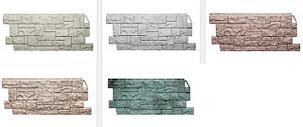 Фасадные панели Дикий камень FINEBER