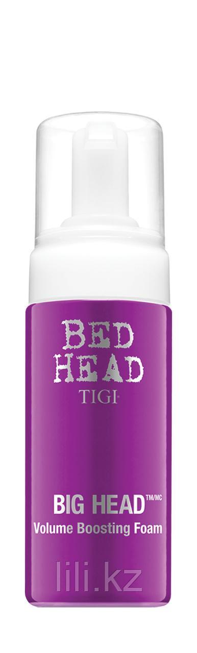 Легкая пена для объема TIGI Bed Head Fully Loaded Big Head 125 мл.