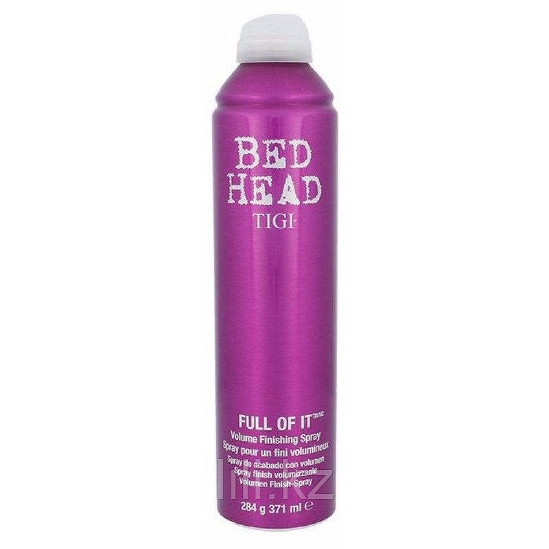 Лак финишный для сохранения объема волос BED HEAD FULL OF IT 371 мл
