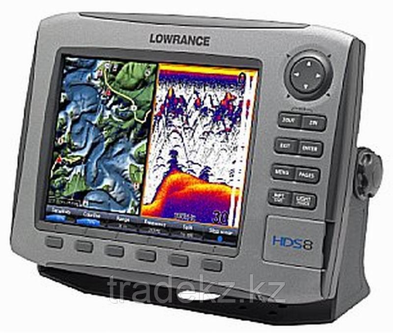 GPS Навигатор-эхолот Lowrance HDS-8