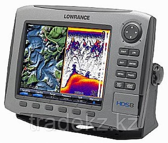 GPS Навигатор-эхолот Lowrance HDS-8, фото 2