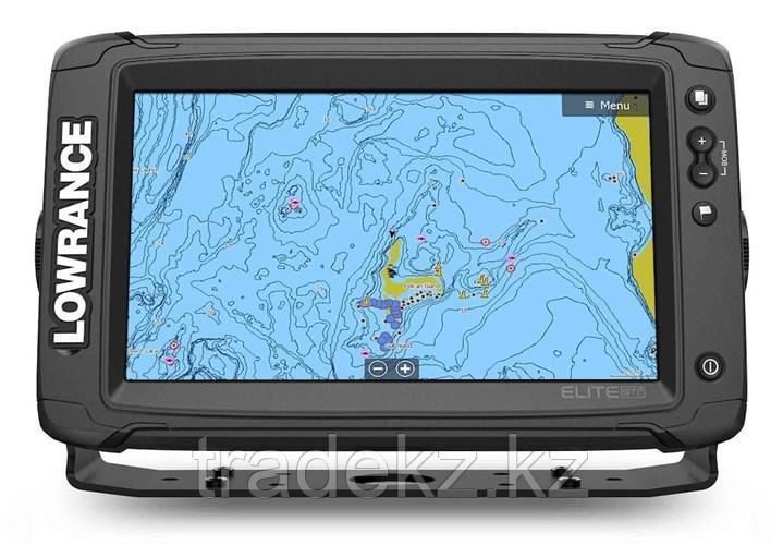 GPS Навигатор-эхолот Lowrance ELITE-9 TI2