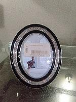 Фоторамка (круг) с камнями(стразы)