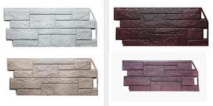 Фасадные панели Камень природный FINEBER