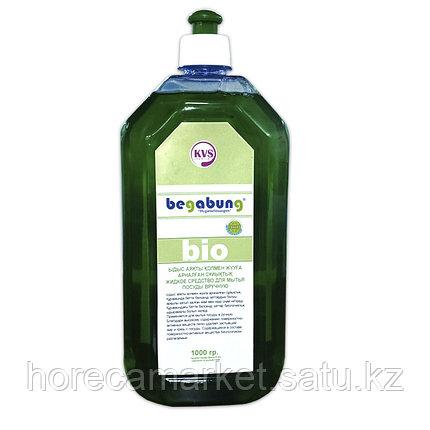 Жидкое средство для мытья посуды Begabung Bio 1000 ml, фото 2