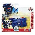 """Hasbro Трансформеры """"Роботы под прикрытием"""" - Саундвейв, 10 см, фото 3"""