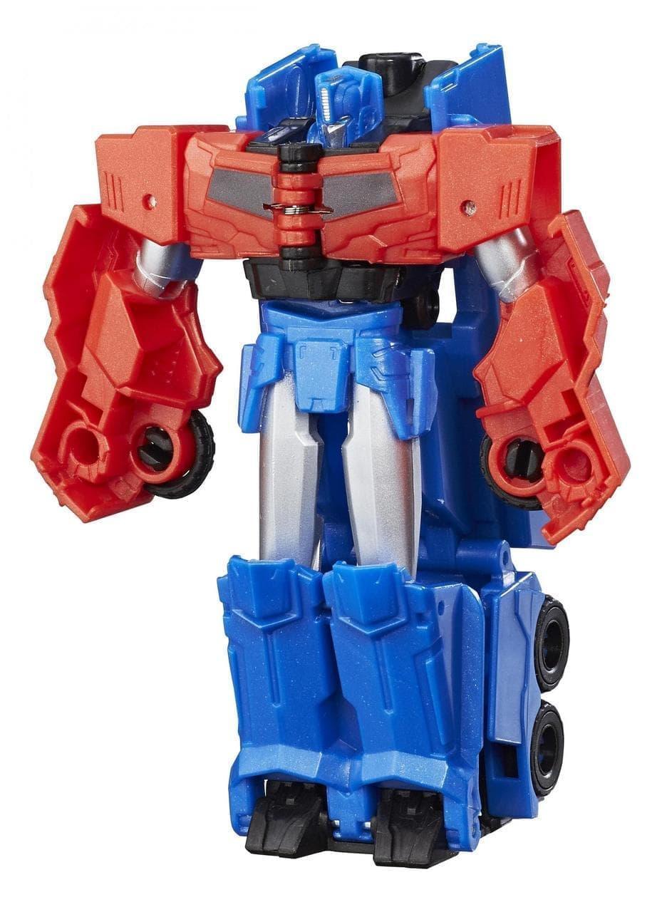 """Hasbro Трансформеры """"Роботы под прикрытием"""" - Оптимус Прайм, 10 см"""