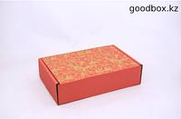 """Подарочная коробка """"Красная шкатулка"""" №2"""