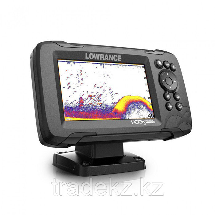GPS навигатор-эхолот Lowrance HOOK REVEAL 5