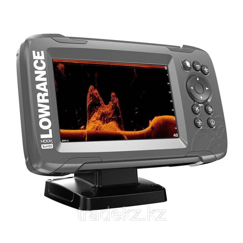 GPS навигатор-эхолот Lowrance HOOK2-5X GPS SPLITSHOT