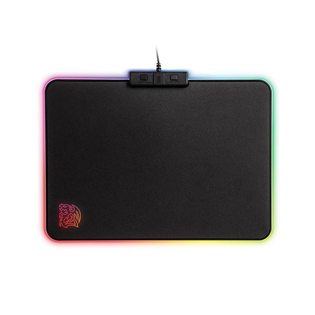 Коврик игровой Thermaltake DRACONEM RGB TOUCH ID MP-DCM-RGBHMS-02 (355*255*4мм)