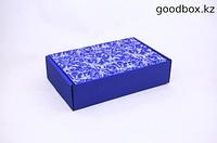 "Подарочная коробка ""Синяя шкатулка"" №2"