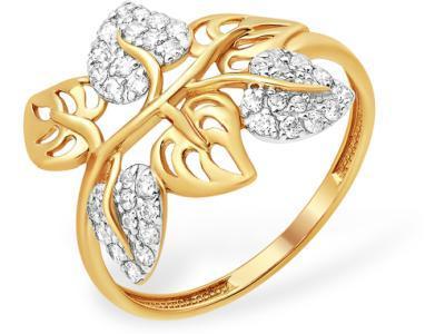 Золотое кольцо EFREMOV К1329937_175
