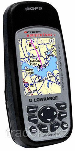 GPS навигатор портативный Lowrance iFINDER Expedition C