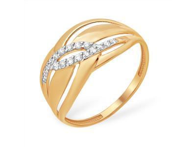 Золотое кольцо EFREMOV К1329735_17