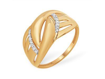 Золотое кольцо EFREMOV К1329733_185