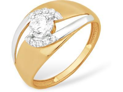 Золотое кольцо EFREMOV К1328188_18